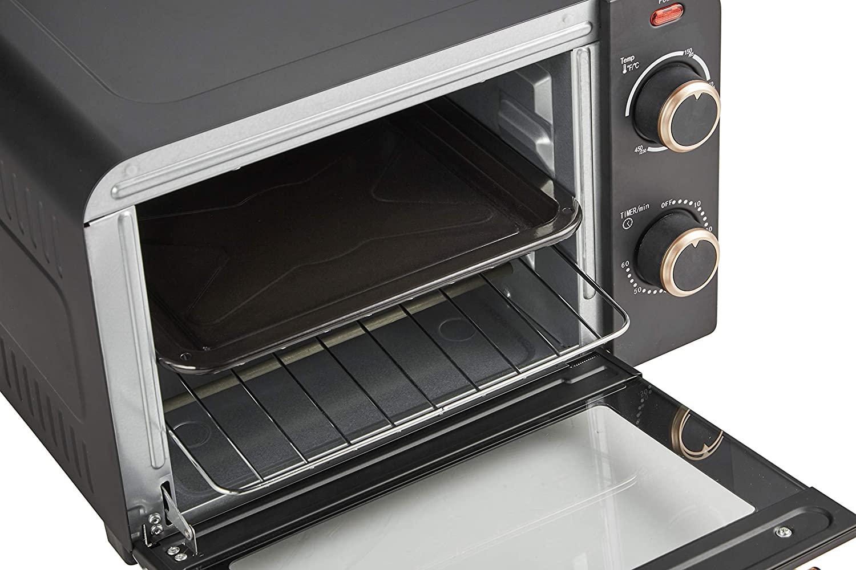 Elite Gourmet Americana Retro Vintage Diner 50's Microwave