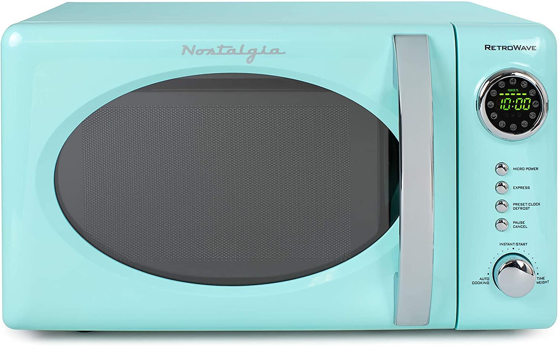 Nostalgia RMO7AQ Retro Microwave Review